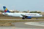 SP-HAD, Airbus A320-200, Small Planet Airlines