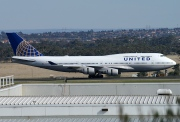 N175UA, Boeing 747-400, United Airlines