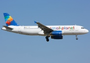 LY-SPA, Airbus A320-200, Small Planet Airlines