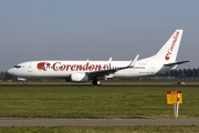 CS-TQU, Boeing 737-800, Corendon Airlines