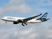 F-WWYK, Airbus A330-200, Afriqiyah Airways