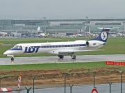 SP-LGH, Embraer ERJ-145-MP, LOT Polish Airlines