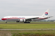 B-2076, Boeing 777-F, China Cargo Airlines