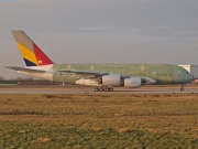 F-WWAP, Airbus A380-800, Asiana Airlines