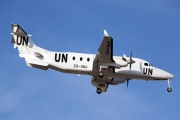 ZS-SNJ, Beechcraft 1900-D, United Nations
