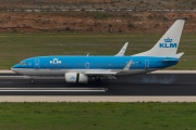 PH-BGI, Boeing 737-700, KLM Royal Dutch Airlines