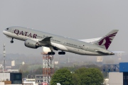 A7-BCD, Boeing 787-8 Dreamliner, Qatar Airways