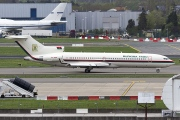 XT-BFA, Boeing 727-200Adv, Government of Burkina Faso