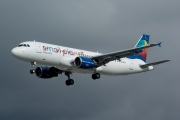 SP-HAF, Airbus A320-200, Small Planet Airlines