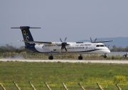 SX-OBG, De Havilland Canada DHC-8-400Q Dash 8, Olympic Air