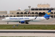 G-TCDB, Airbus A321-200, Thomas Cook Airlines
