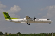YL-BBU, De Havilland Canada DHC-8-400Q Dash 8, Air Baltic