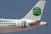 D-AHIL, Airbus A319-100, Germania