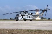 163085, Sikorsky CH-53-A Sea Stallion, United States Marine Corps