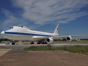 74-0787, Boeing E-4-B Nightwatch, United States Air Force