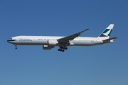 B-KQF, Boeing 777-300ER, Cathay Pacific