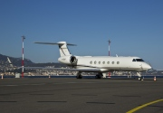M-SQAR, Gulfstream V-SP, Private