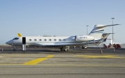 N374FS, Gulfstream G650, Private