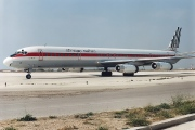 5Y-ZEB, Douglas DC-8-63, ASA - African Safari Airways