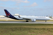OO-SFN, Airbus A330-300, Brussels Airlines