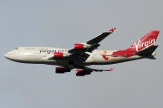 G-VFAB, Boeing 747-400, Virgin Atlantic