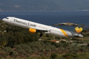 G-TCDZ, Airbus A321-200, Thomas Cook Airlines
