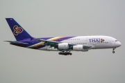 HS-TUA, Airbus A380-800, Thai Airways