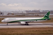 YI-AGR, Airbus A321-200, Iraqi Airways