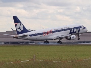 SP-LII, Embraer ERJ 170-200LR, LOT Polish Airlines