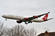 G-VGAS, Airbus A340-600, Virgin Atlantic