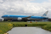 PH-BVK, Boeing 777-300ER, KLM Royal Dutch Airlines