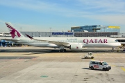 A7-ALB, Airbus A350-900, Qatar Airways