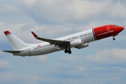LN-NGX, Boeing 737-800, Norwegian Air Shuttle