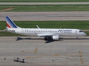 F-HBLG, Embraer ERJ 190-100LR (Embraer 190), Air France