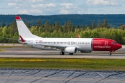 LN-NHE, Boeing 737-800, Norwegian Air Shuttle