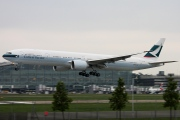 B-KQP, Boeing 777-300ER, Cathay Pacific