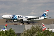 SU-GDT, Airbus A330-300, Egyptair