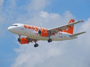 G-EZDR, Airbus A319-100, easyJet