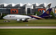 HS-TGT, Boeing 747-400D, Thai Airways