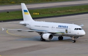 UR-ABA, Airbus A319-100CJ, Ukrainian Government