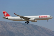 HB-JHB, Airbus A330-300, Swiss International Air Lines