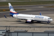 TC-SNV, Boeing 737-800, SunExpress