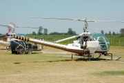 SX-HCU, Hiller UH-12-E, Private