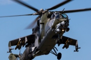 7356, Mil Mi-24-V, Czech Air Force