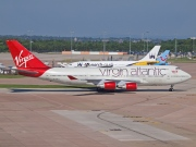G-VXLG, Boeing 747-400, Virgin Atlantic