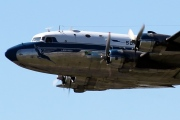 ZS-BMH, Douglas DC-4-1009, South African Airways