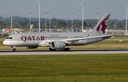 A7-BCO, Boeing 787-8 Dreamliner, Qatar Airways