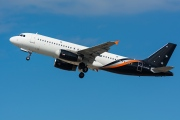 G-POWI, Airbus A320-200, Titan Airways