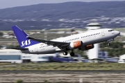 LN-RRB, Boeing 737-700, Scandinavian Airlines System (SAS)