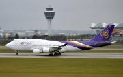 HS-TGX, Boeing 747-400, Thai Airways